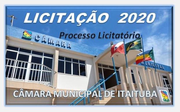LICITAÇÃO 2020