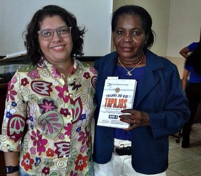 Vereadora Maria Almeida