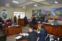 EM SESSÃO NA CÂMARA MUNICIPAL VOTAÇÃO DO PROJETO DE REAJUSTE SALARIAL DOS SERVIDORES DA EDUCAÇÃO