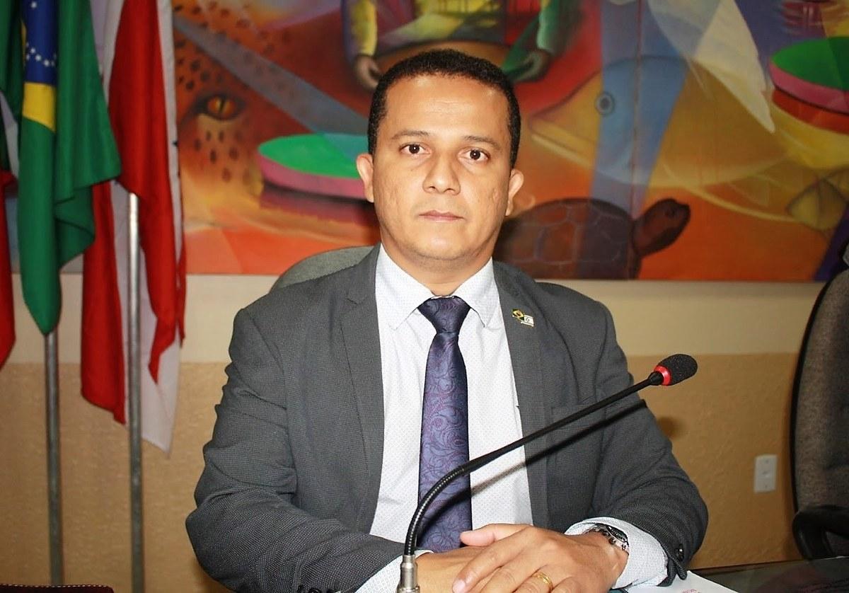 Resultado de imagem para foto do vereador Júnior Pires, Itaituba